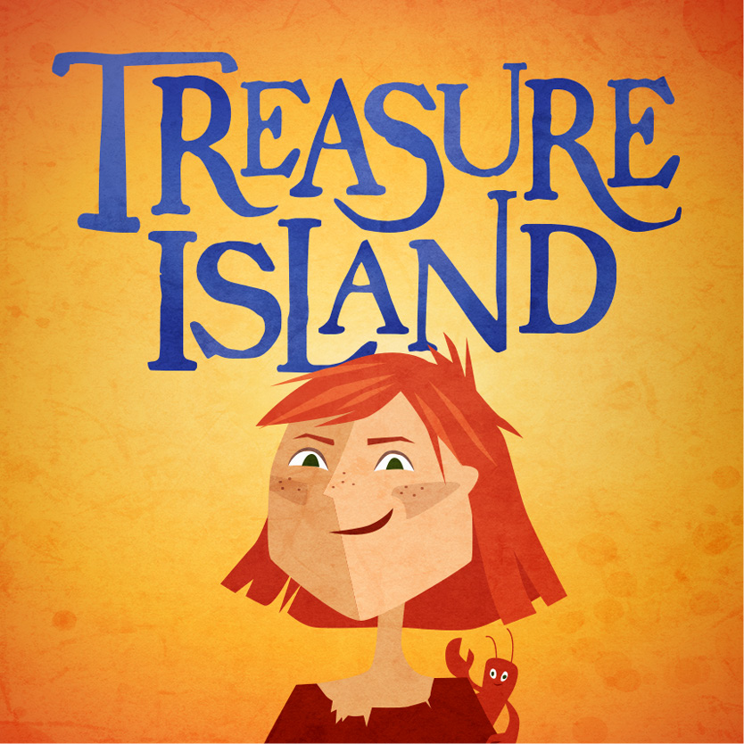 Treasure Island by Tristan Pate, Penny Tasker and Chris Fordred runs at Banbury Town Hall from 6-15 January 2017