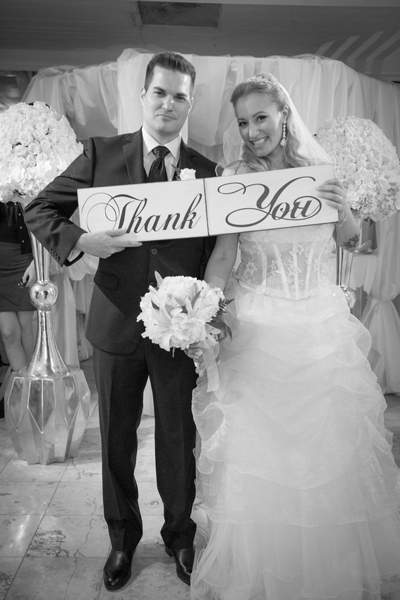 Enjoy your wedding day and have fun