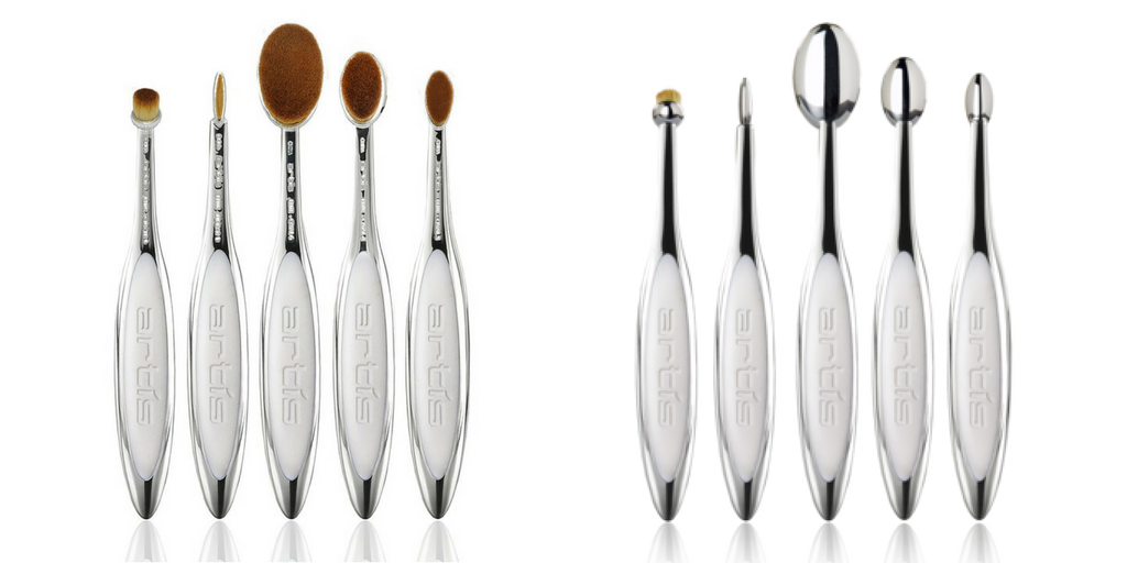 Elite, Mirror 5 Brush Set