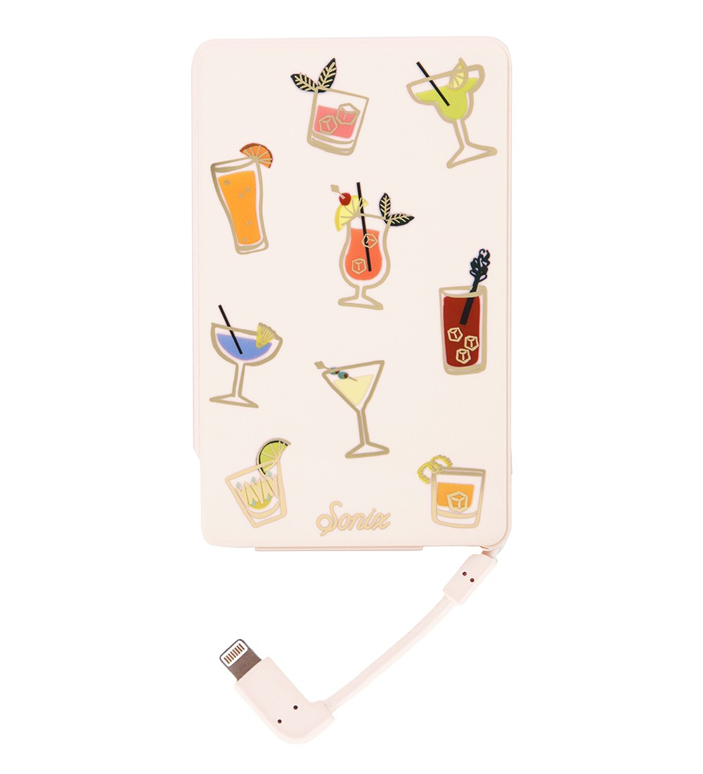 Happy Hour Portable Charger