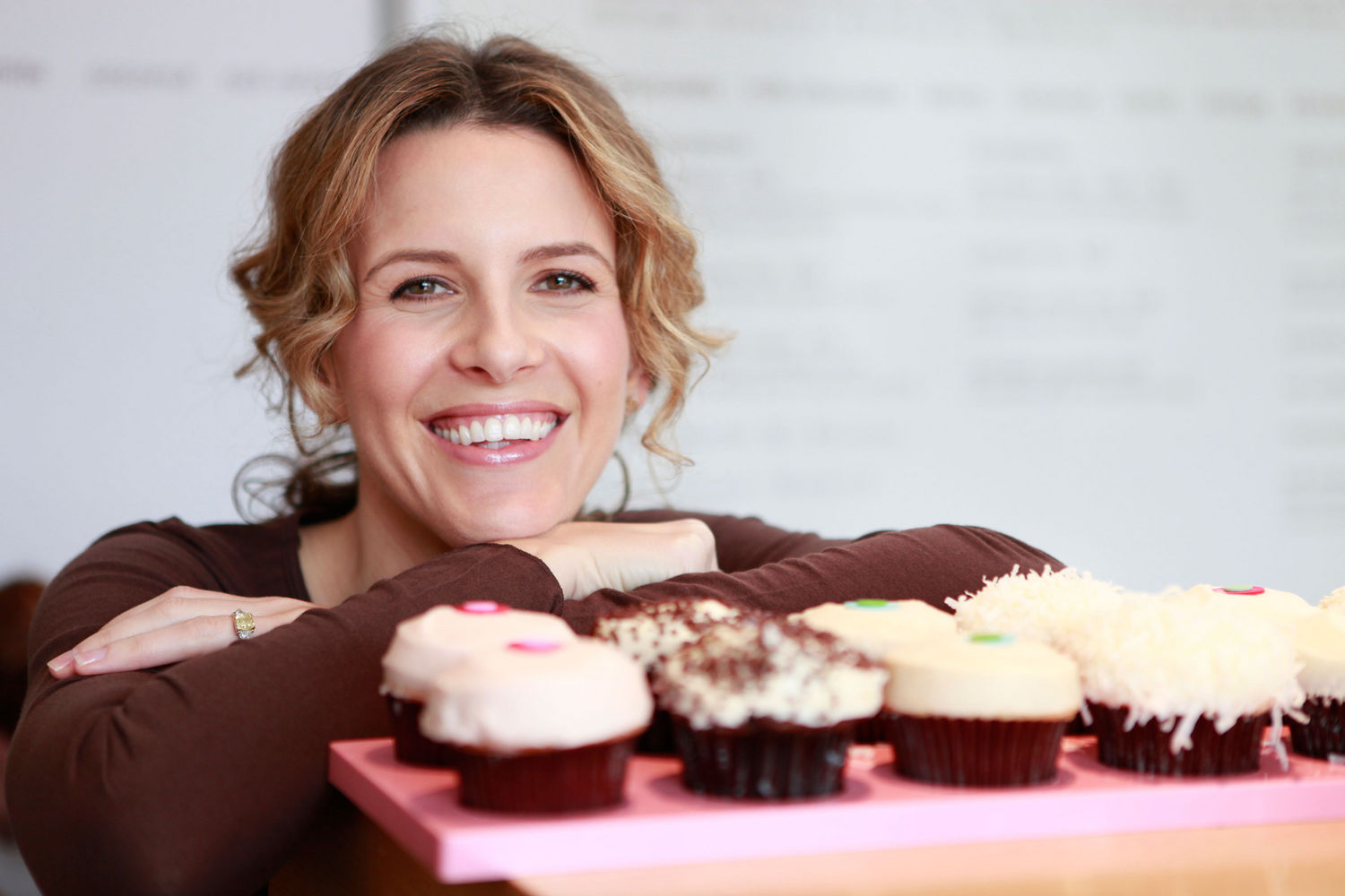 Sprinkles Cupcakes Founder & Pastry Chef, Candace Nelson