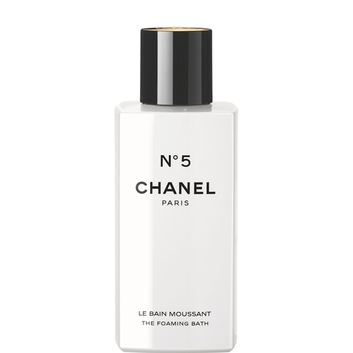 Chanel Number 5 Foaming Bath