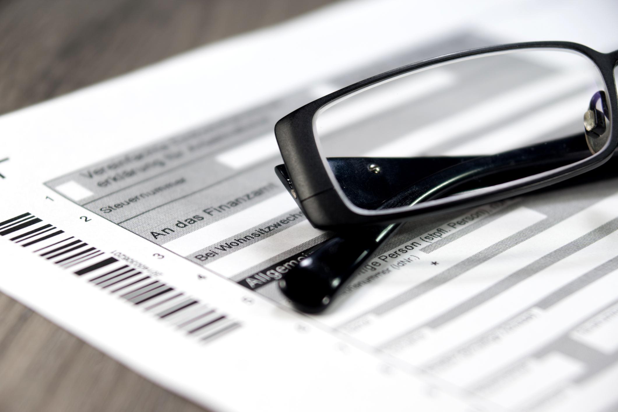 Wir erstellen Steuerklärungen für Rentner und Pensionäre.