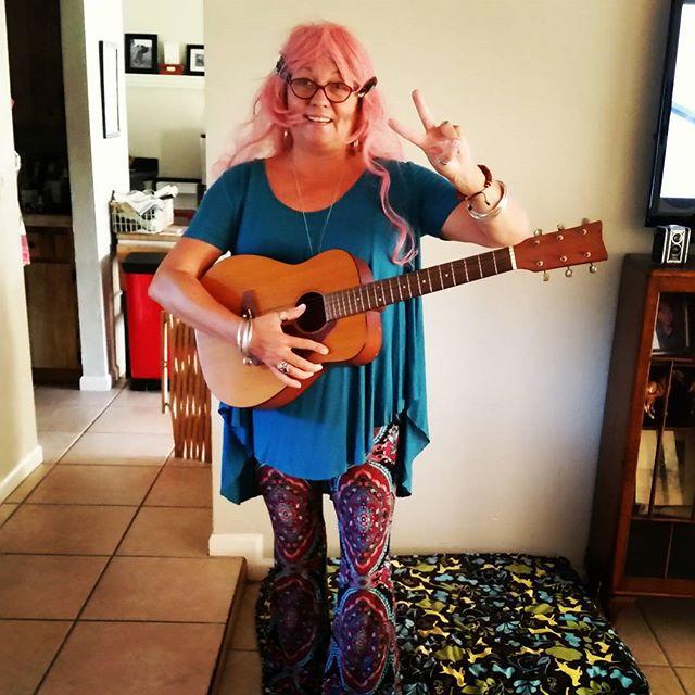 Happy Halloween! #peace #hippiechick #cindysfreedomquest