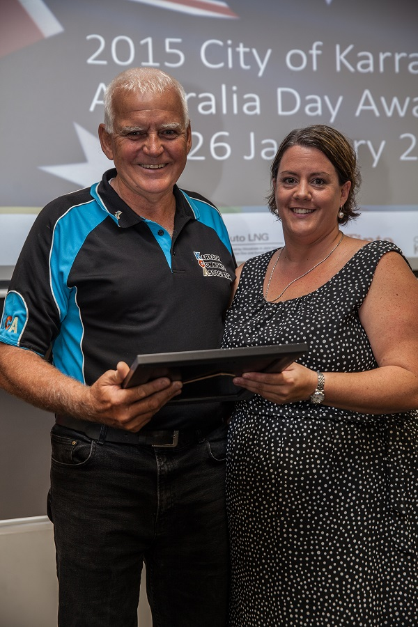 Last year's winner - Yaburara Heritage Trail Advisory Group