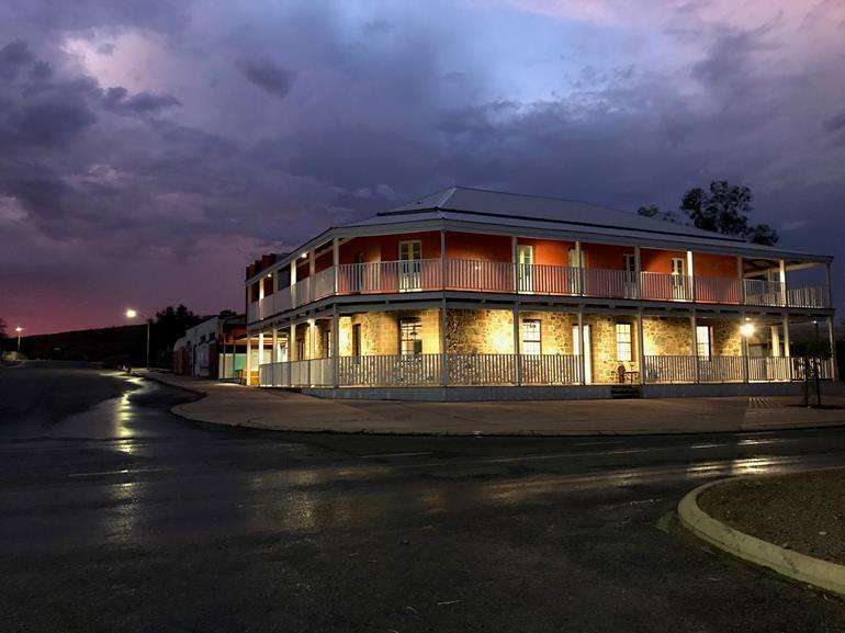 The restored Victoria Hotel. Picture: Tina Nevil, Yurra Pty Ltd