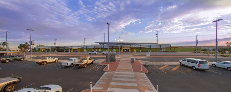 Karratha Airport. Credit: City of Karratha