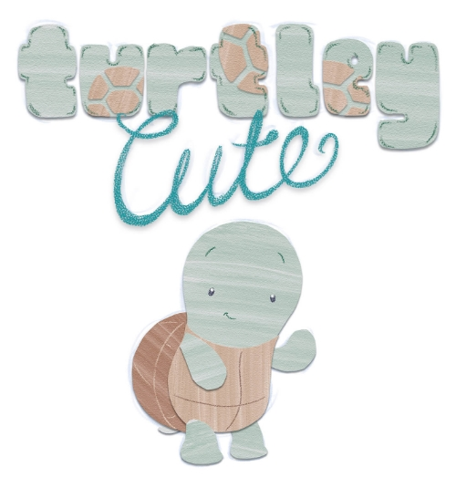 Copy of Turtley Cute