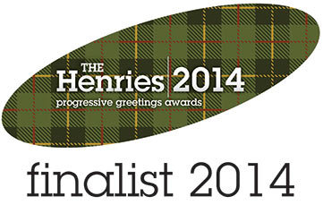 Noah's Park was also nominated for a greetings industry Henries award!