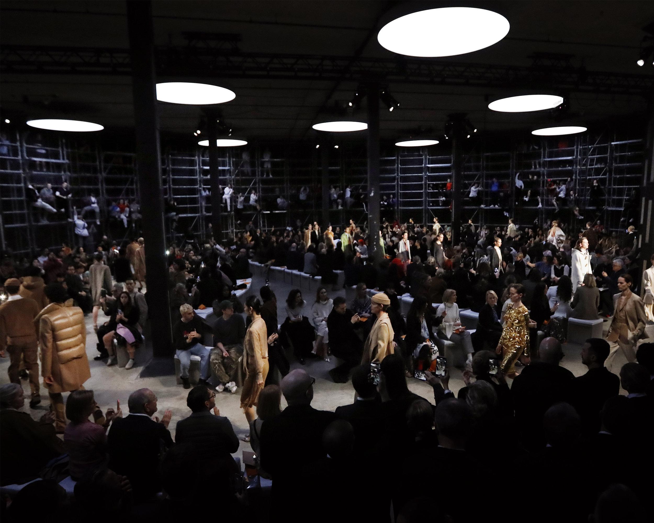 Burberry AW19 - London Fashion Show
