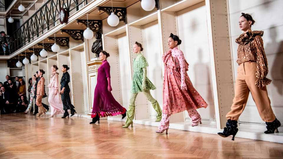 Stine Goya ASW19 - Copenhagen Fashion Week