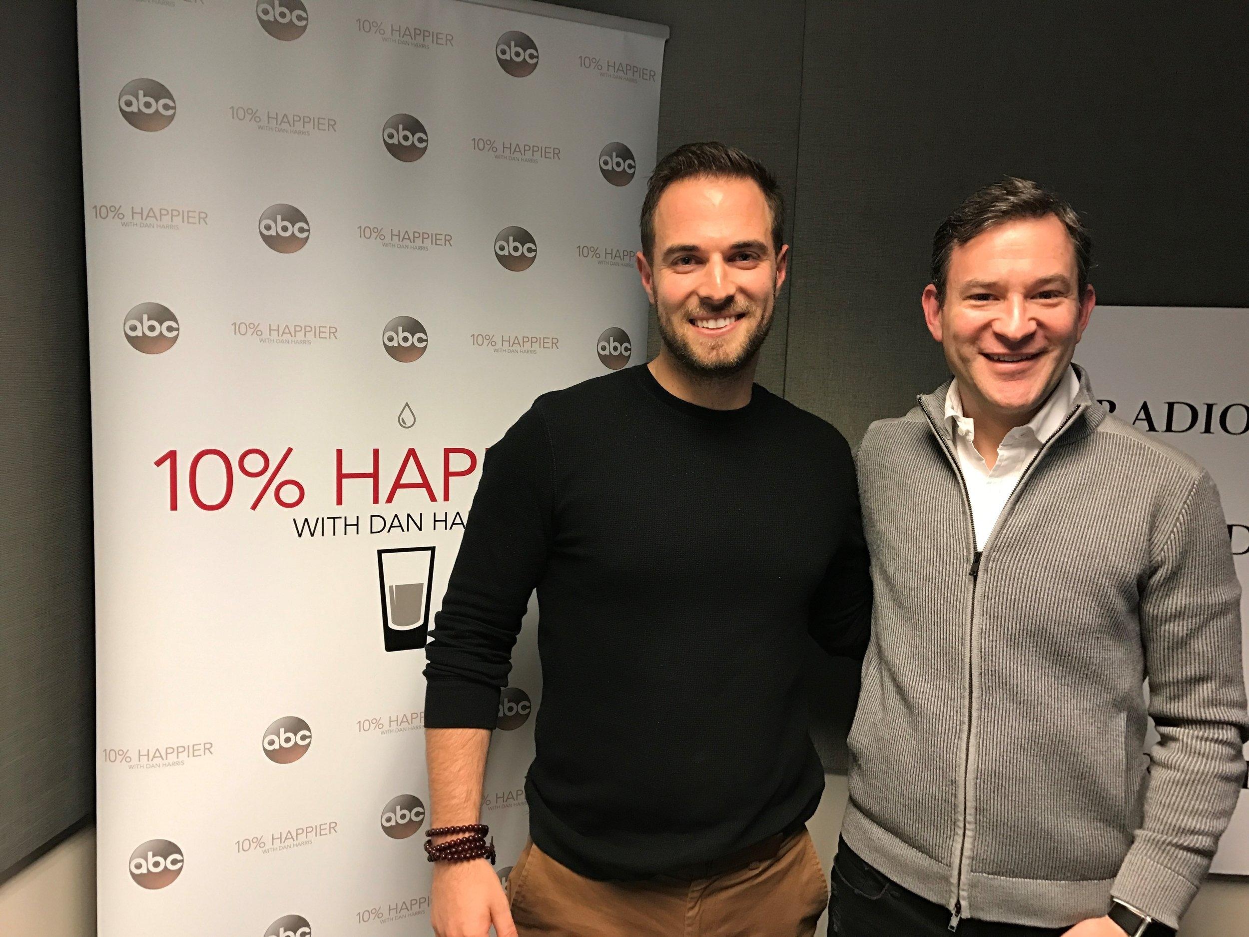 Cory Muscara & Dan Harris