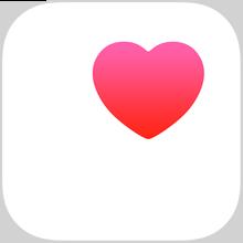 The Health App Icon