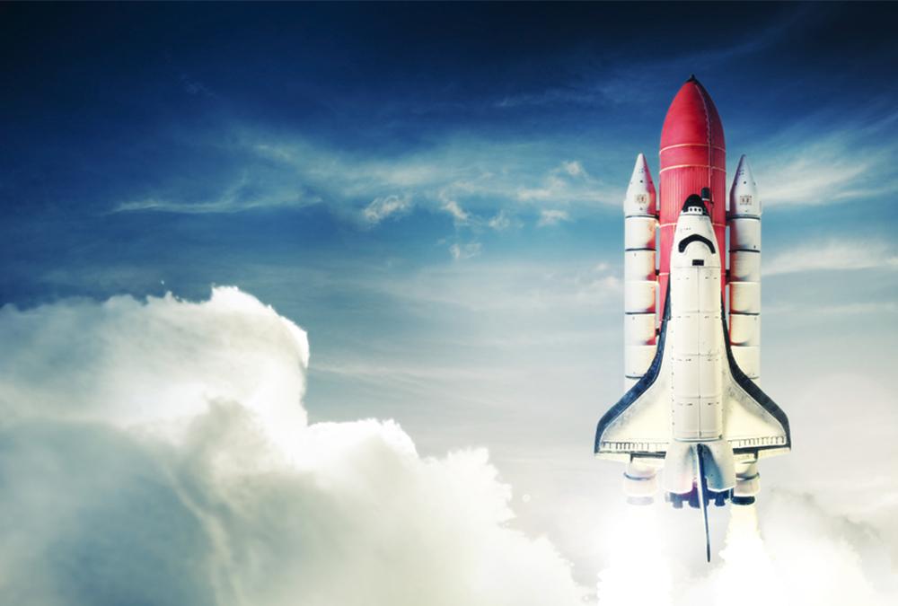 Astronauts call it velocity…