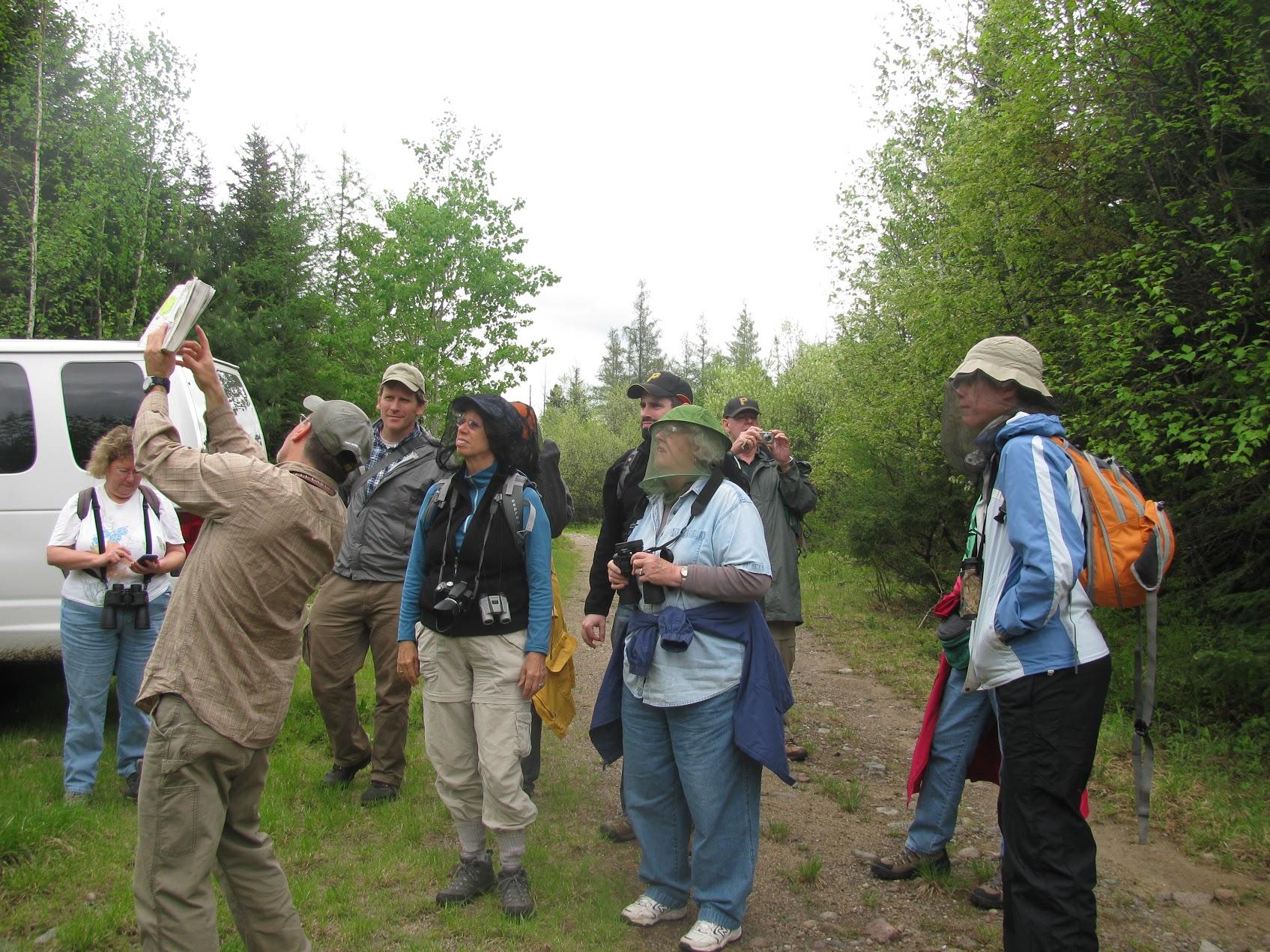 A 2011 Wildcenter field trip
