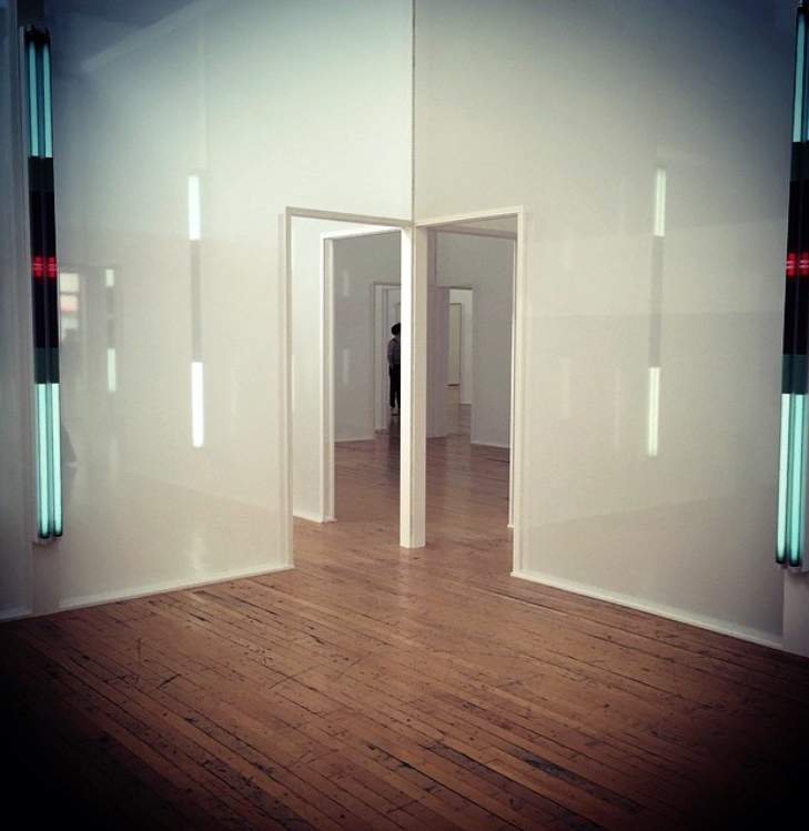 "Reviews: A Work within a Work: On Robert Irwin's ""Excursus: Homage to the Square3"" at Dia Beacon"