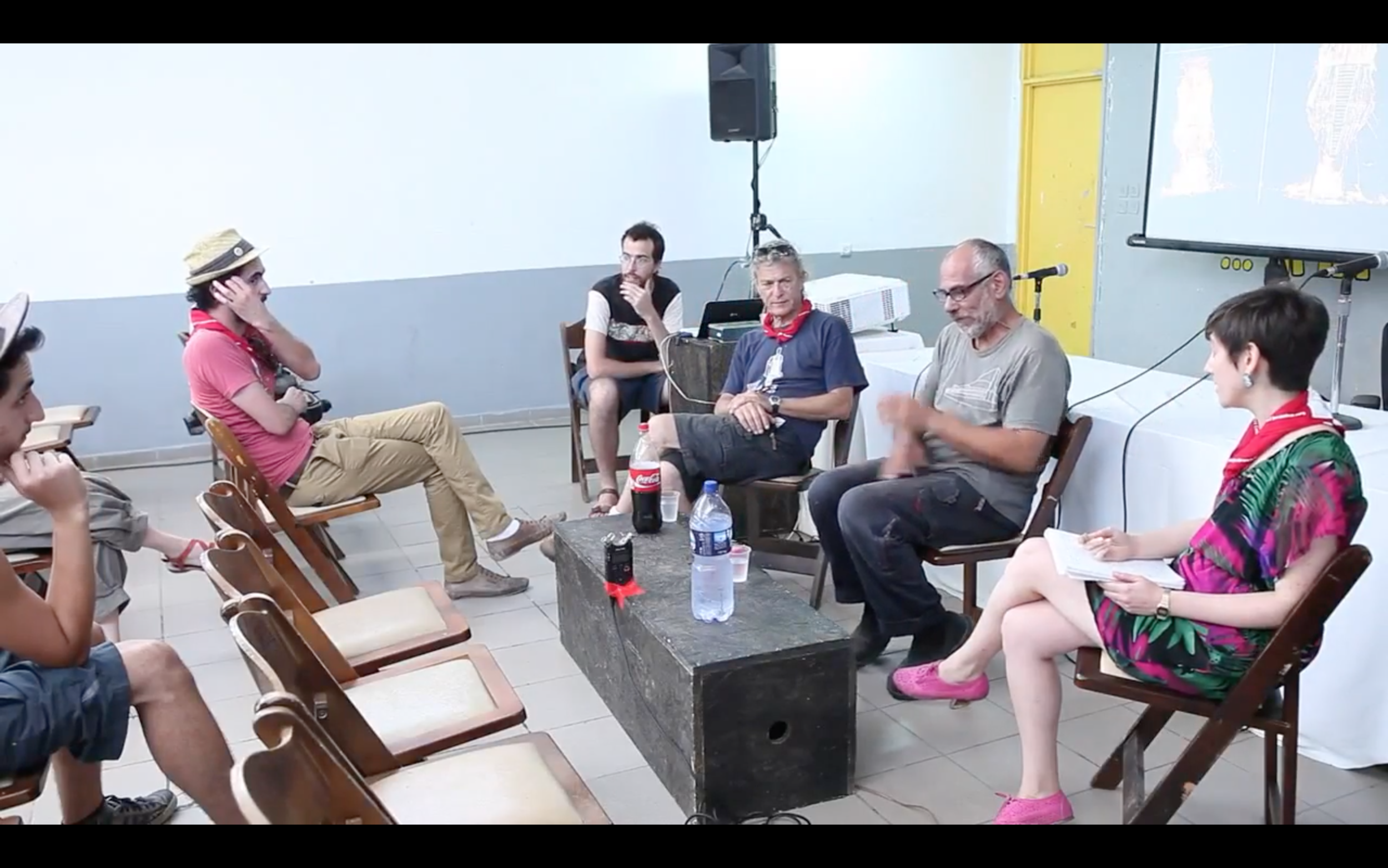 We, Festi-Conference for Creative Collectives, 2013