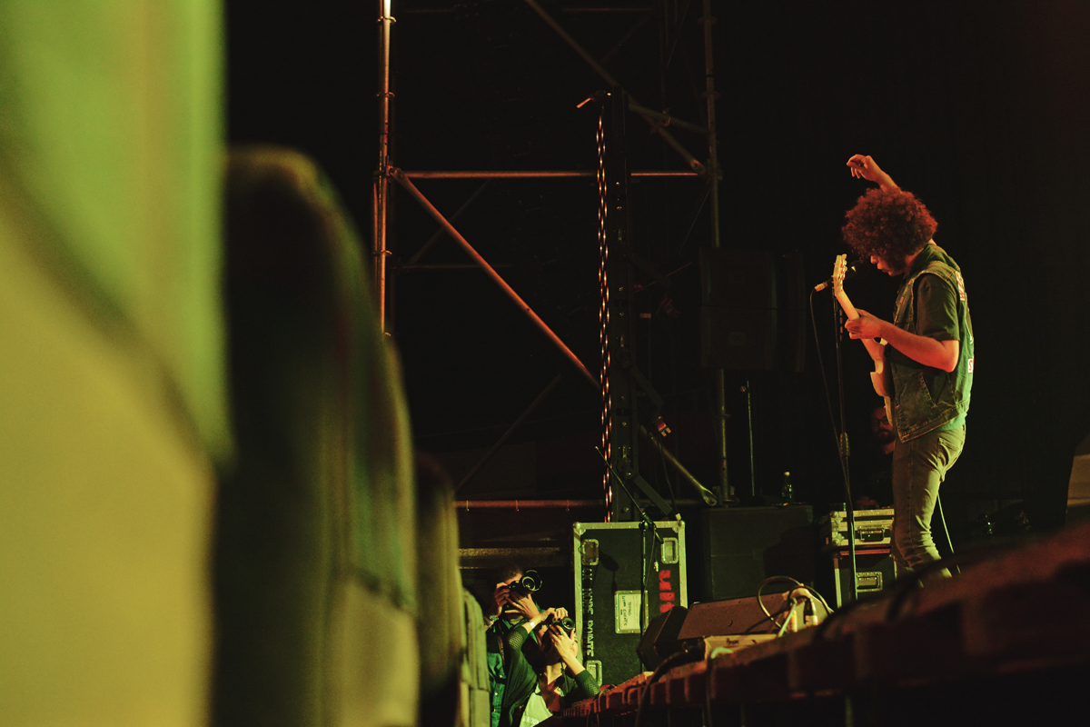 Wolfmother at One Night In Cape Town 2014