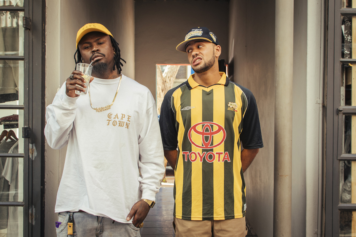 Stilo Magolide & Youngsta