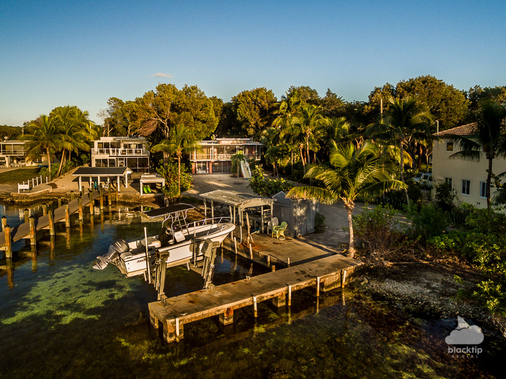 Key Largo Florida Keys house photography and videography