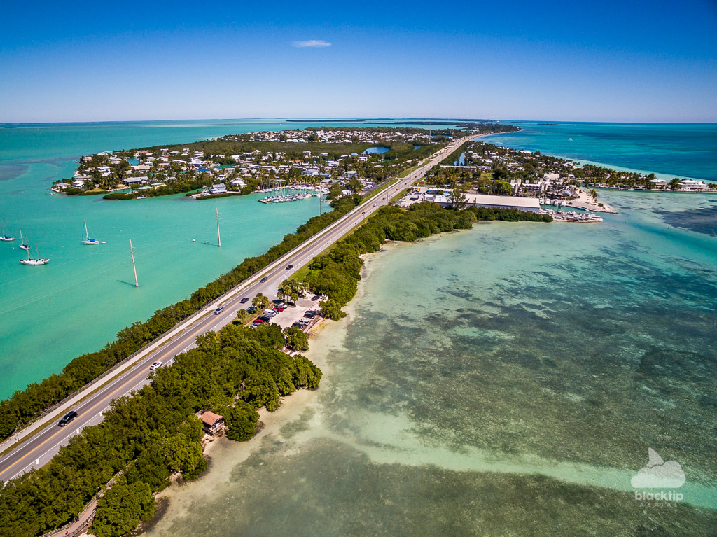 Islamorada Florida Keys drone photo and video