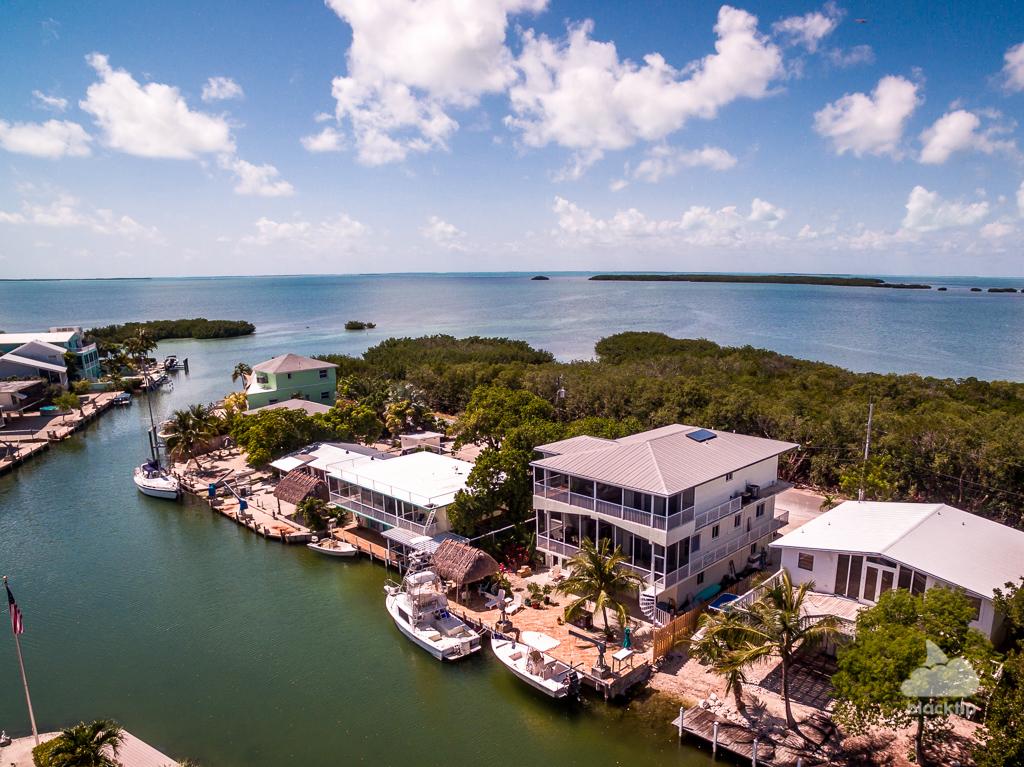Islamorada Florida Keys real estate aerial video and photo