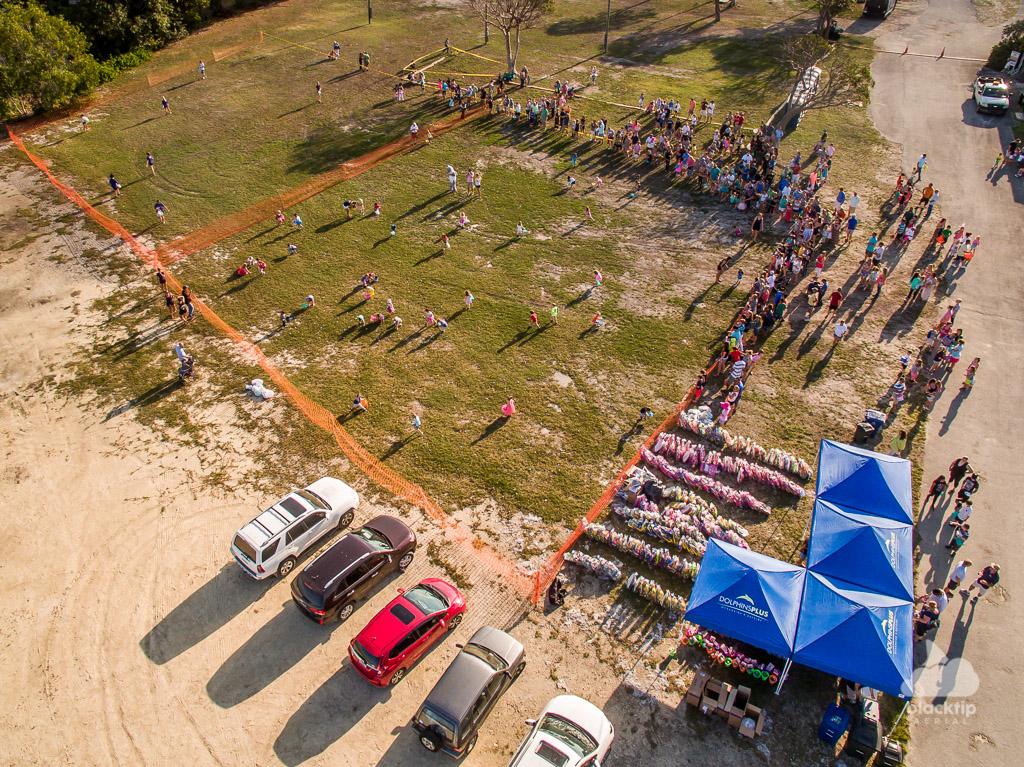 Key Largo Florida Keys drone photography
