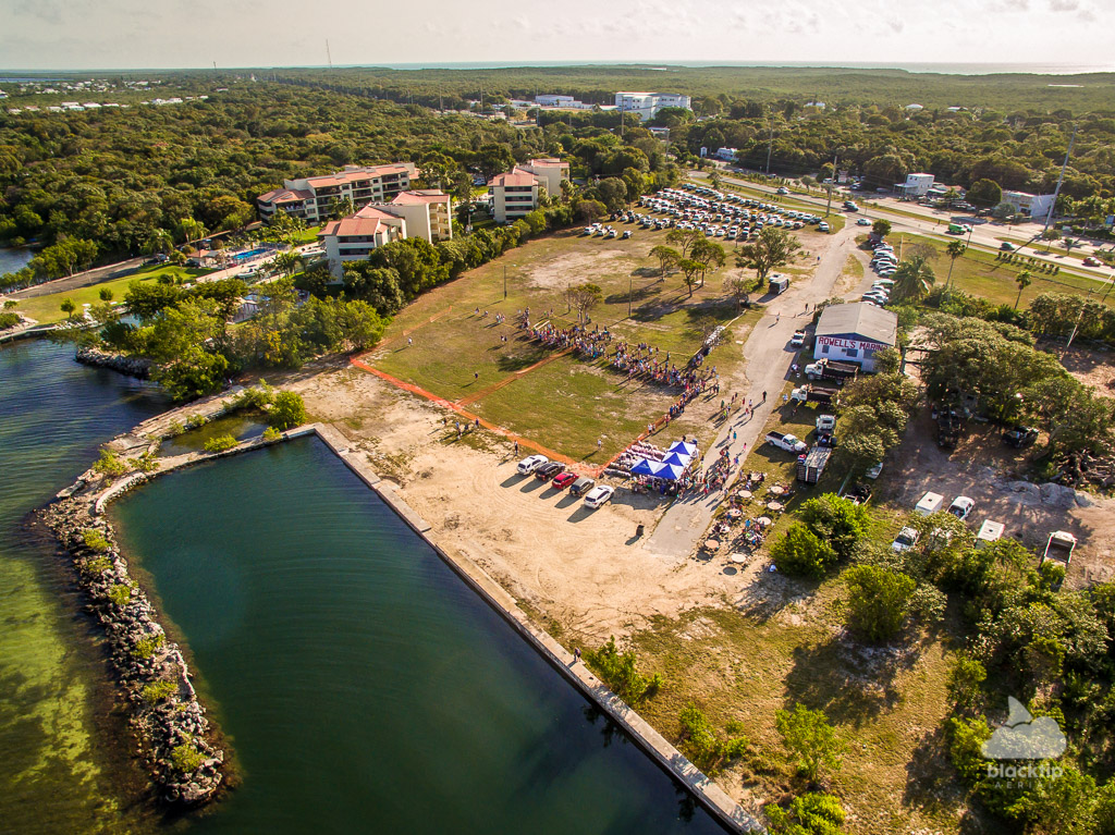 Florida Keys family event aerial drone photography