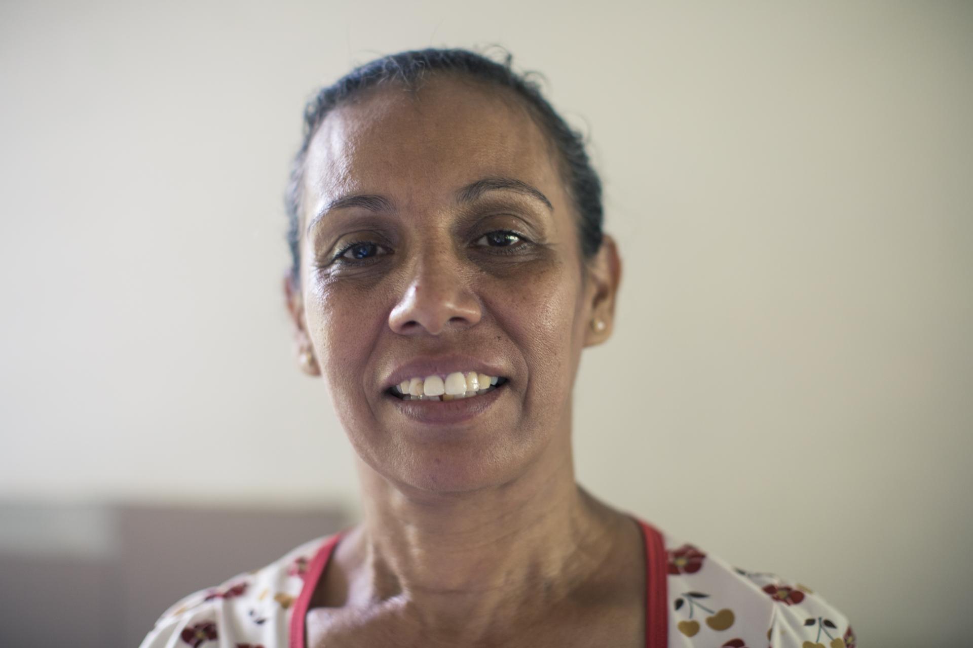 Como madre de una hija universitaria, doña Rosa sigue impulsando a su comunidad a seguir luchando por la educación y una comunidad unida para seguir hacia un futuro mejor.