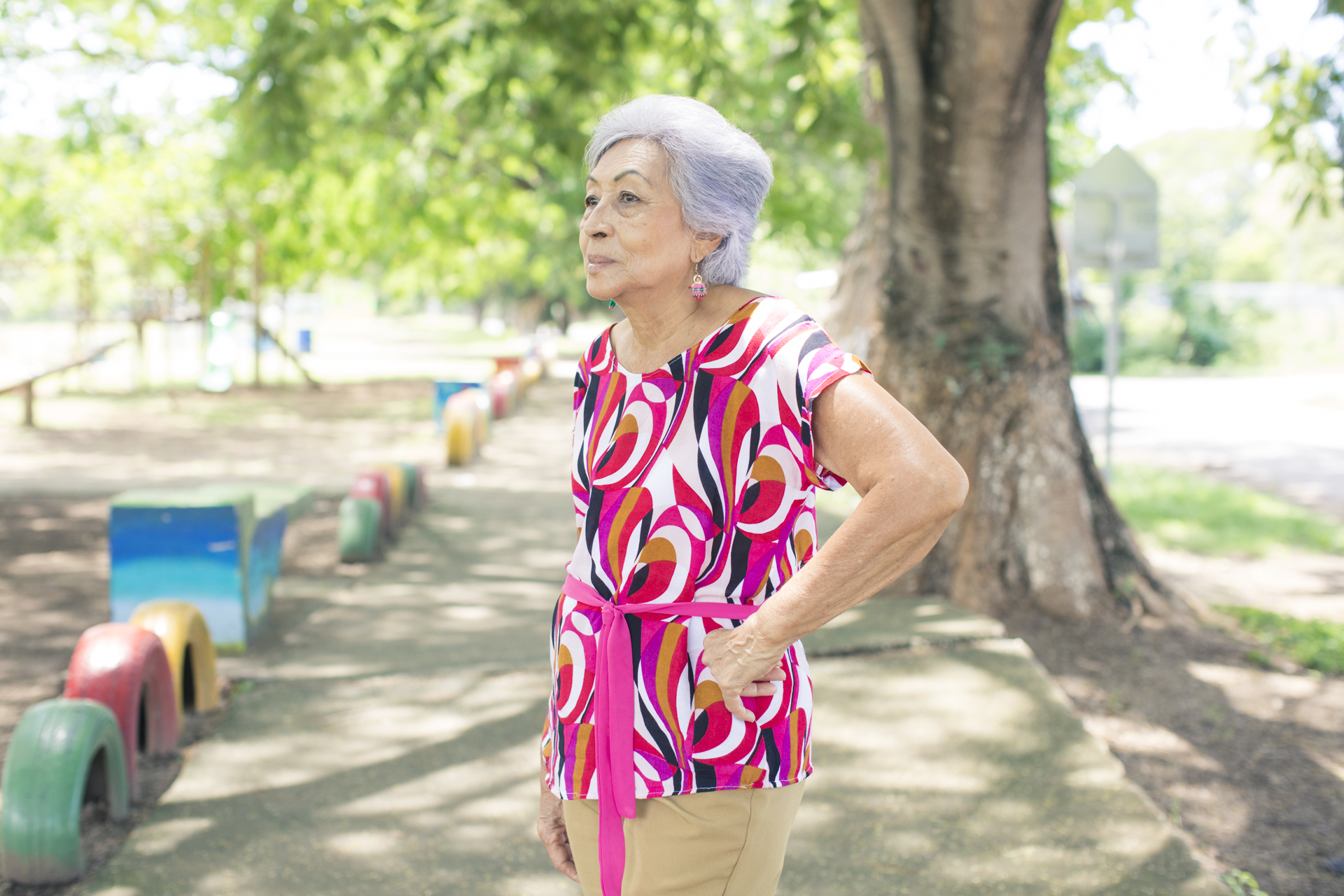 Doña Rafaela ha trabajado para el bienestar de su comunidad, pero para poder rescatar el futuro del Golfo, esto debe ser trabajo de todos.