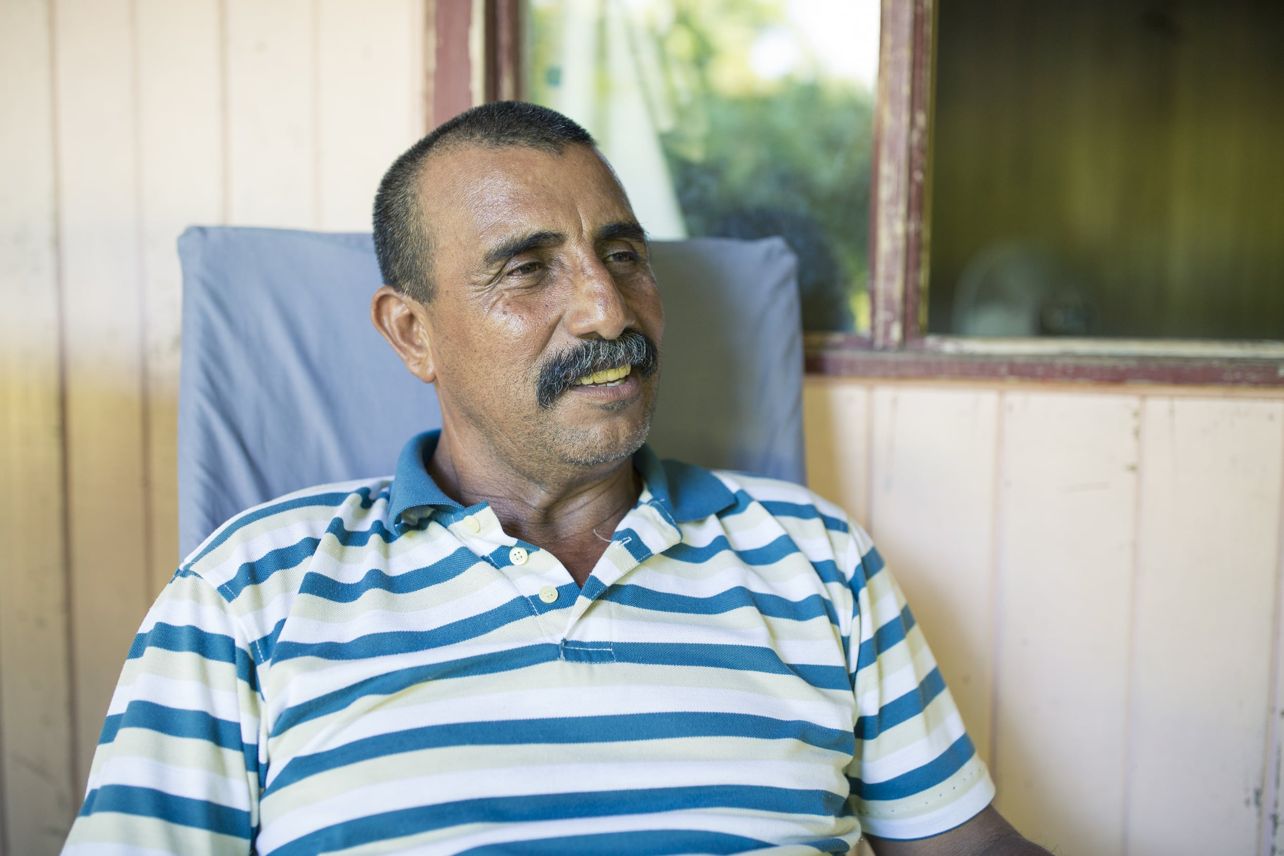 Don Jacinto urge al gobierno cumplir sus funciones para que el Golfo de Nicoya logre ser el sostén que antes era.