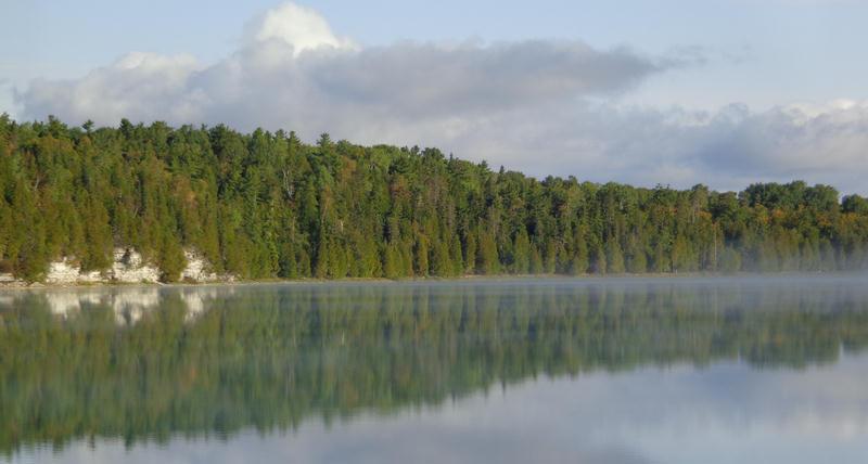 Nameless Lake, timberstone.com