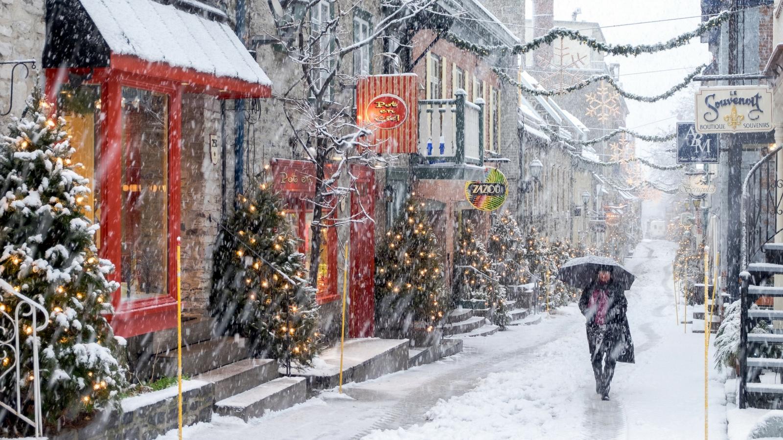 Quebec City, Quebec (Photo:  Urban Guides Canada )