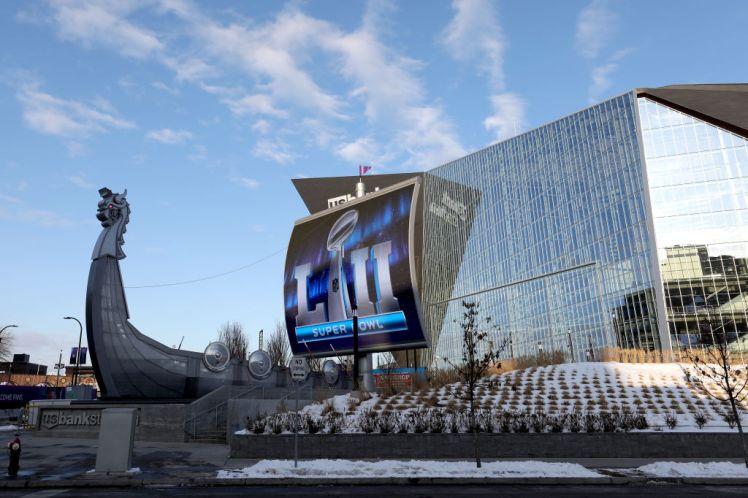 Super Bowl LII (Photo:  Jen Hill Photo )