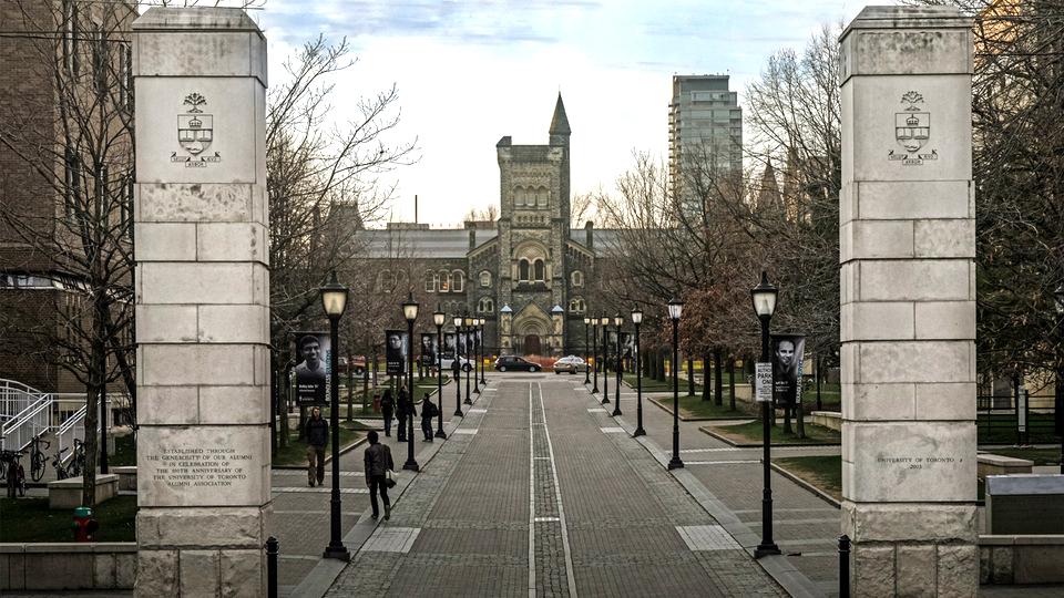 University of Toronto (Photo:  Creek Side Village )