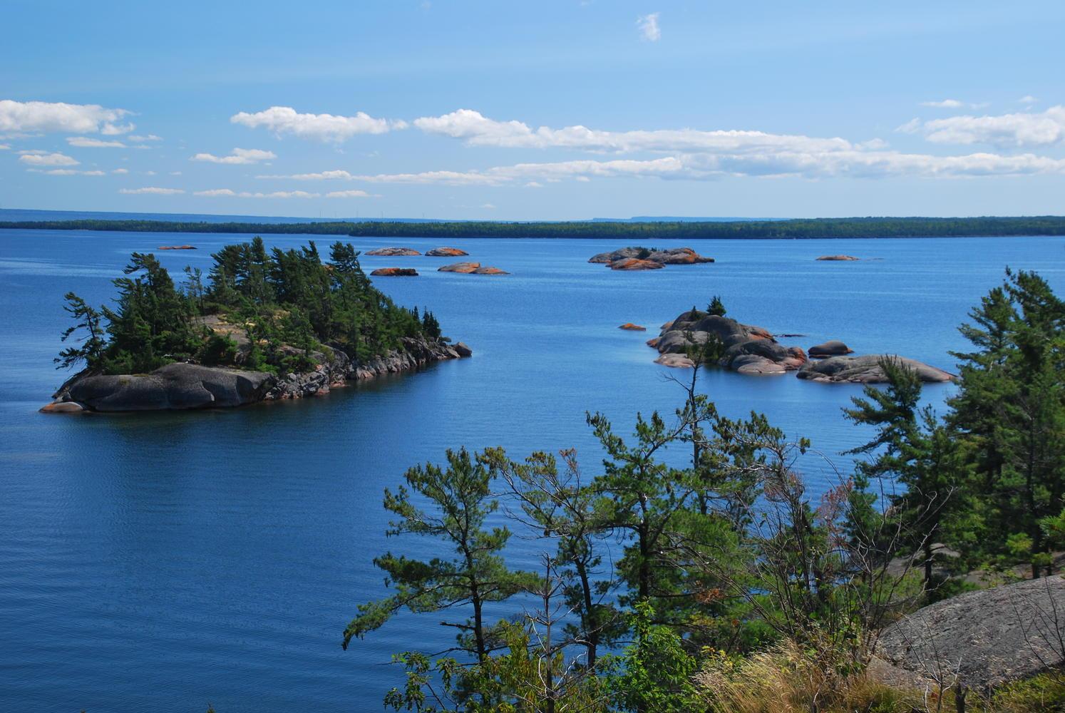 South Benjamin Island (Photo:  northernontario.travel )