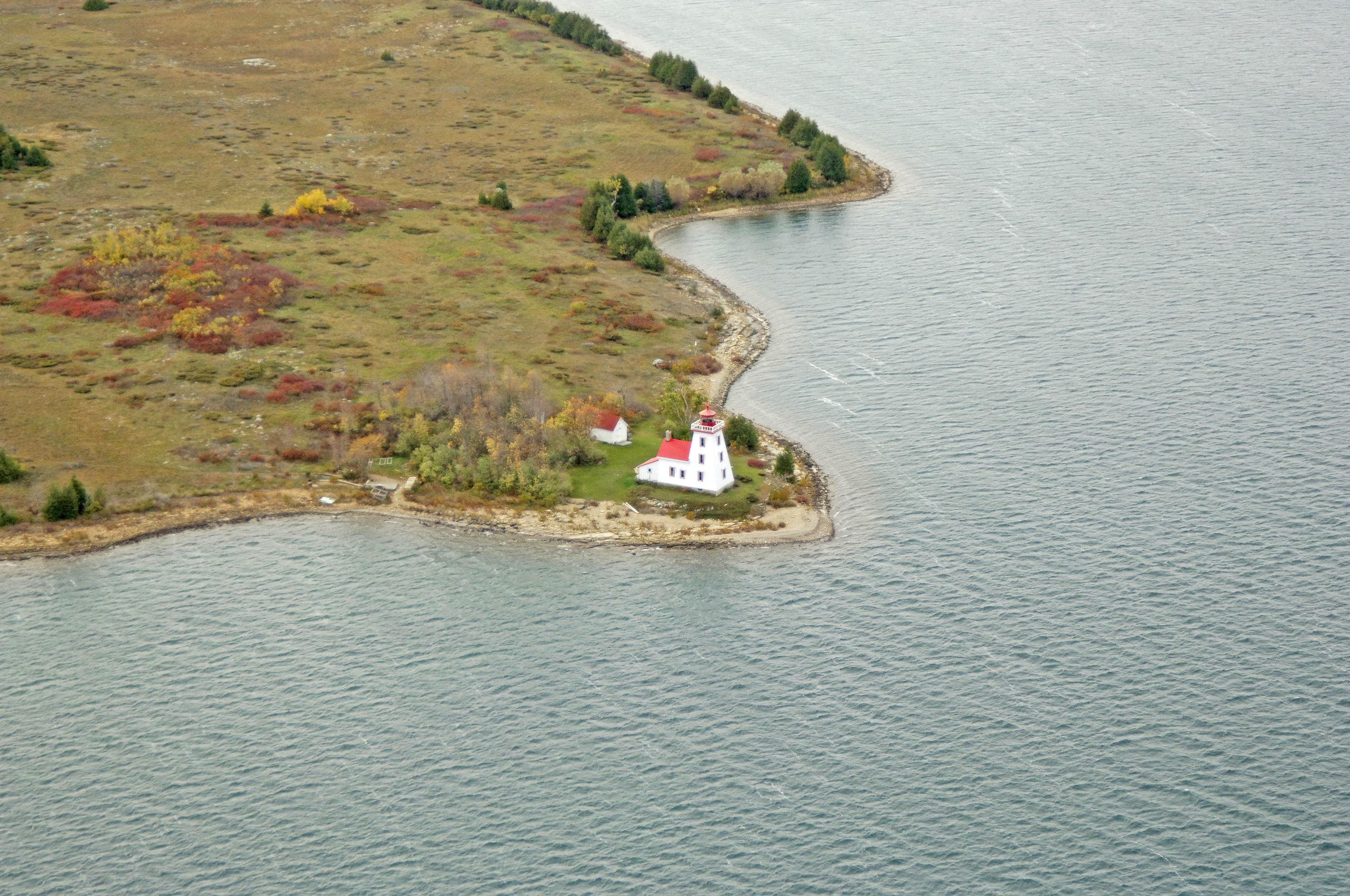 Strawberry Island (Photo:  CBC )