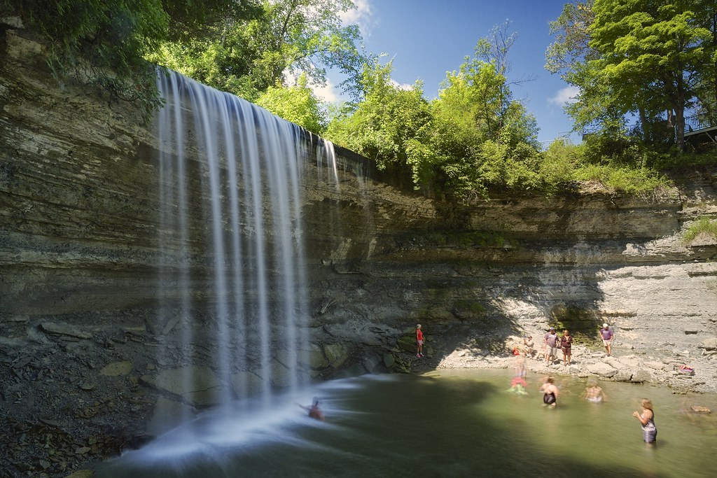 Bridal Veil Falls (Photo:  Flickr )