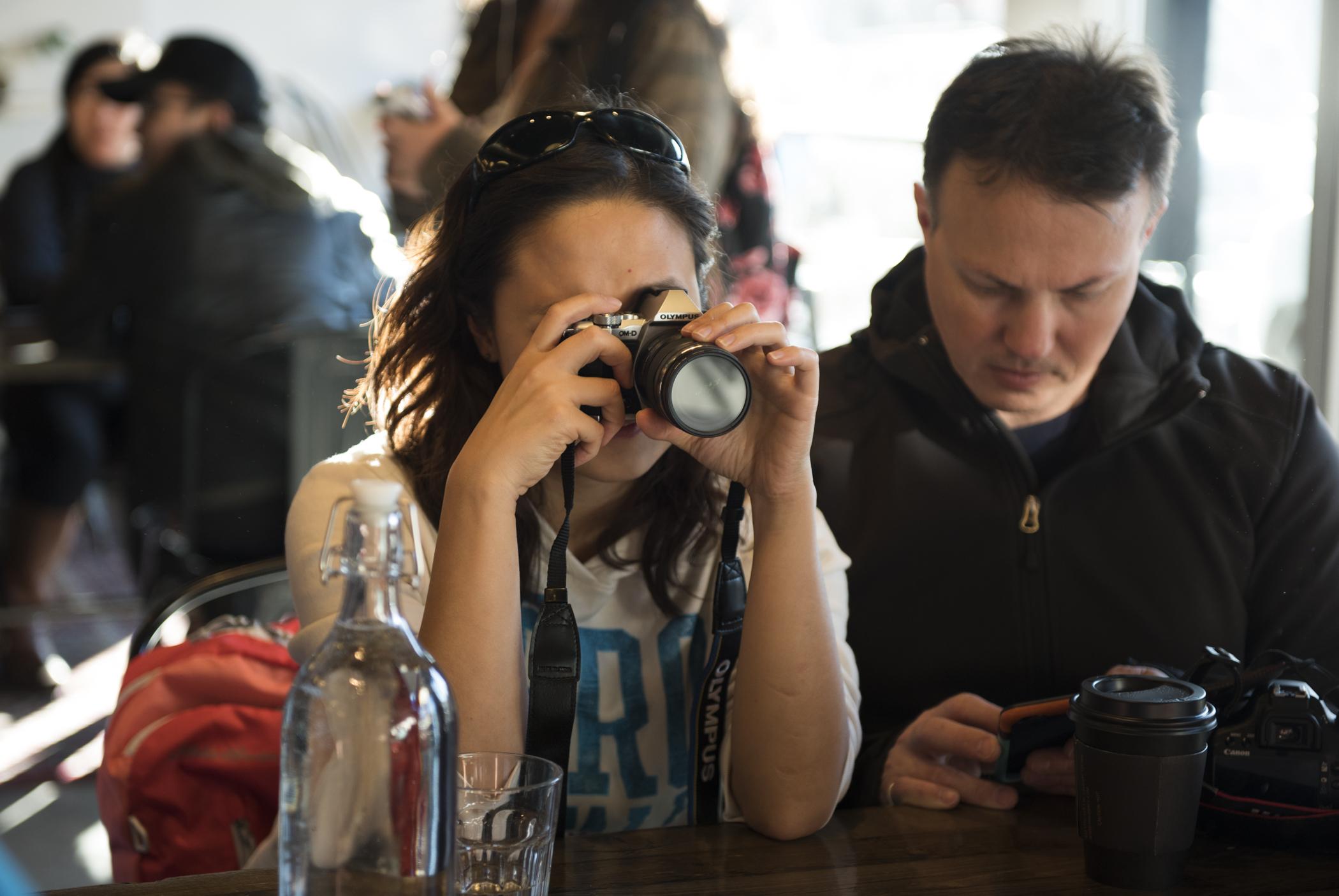 Coffee & Cameras YYC