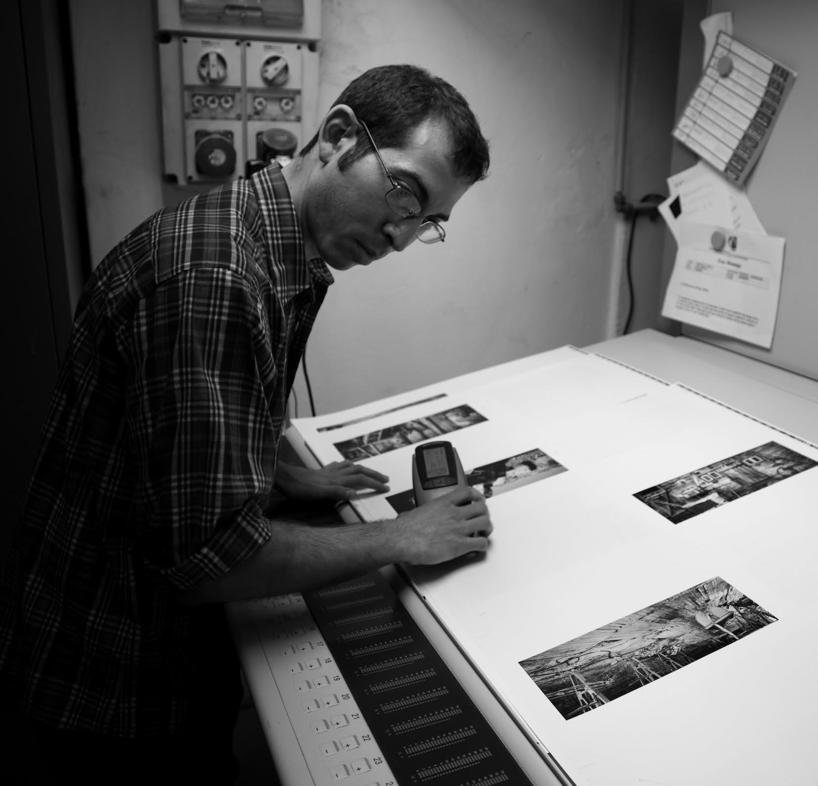 Daylight Books Photographic Storytelling Workshop, led by Michael Itkoff