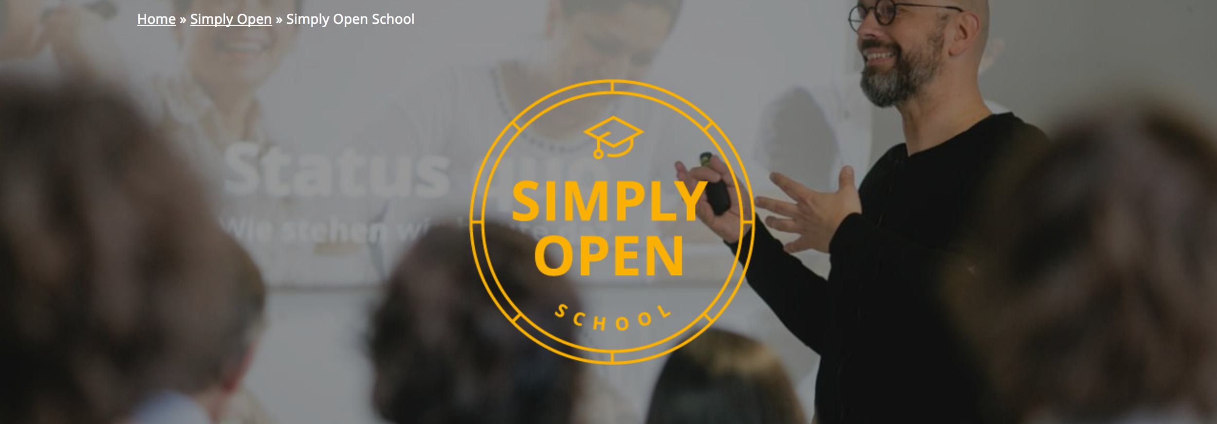 Simply Open School - dignit consulting und TELE Haase