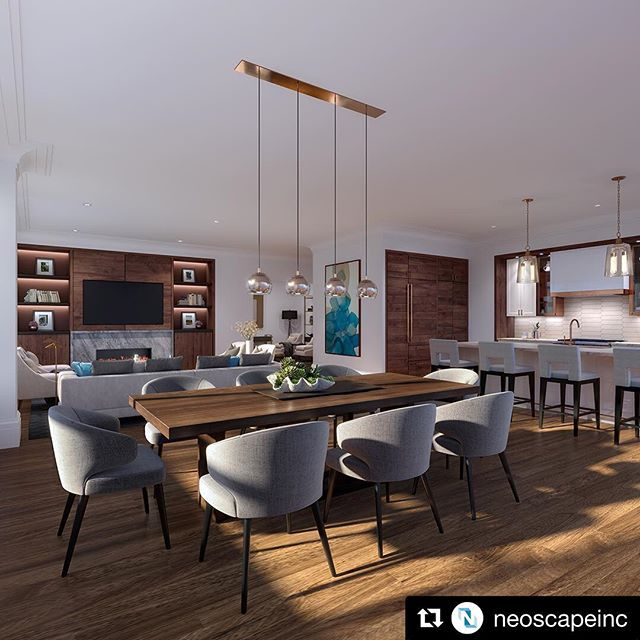 #Repost @neoscapeinc ・・・ Every great story needs a great setting. #renderingoftheweek