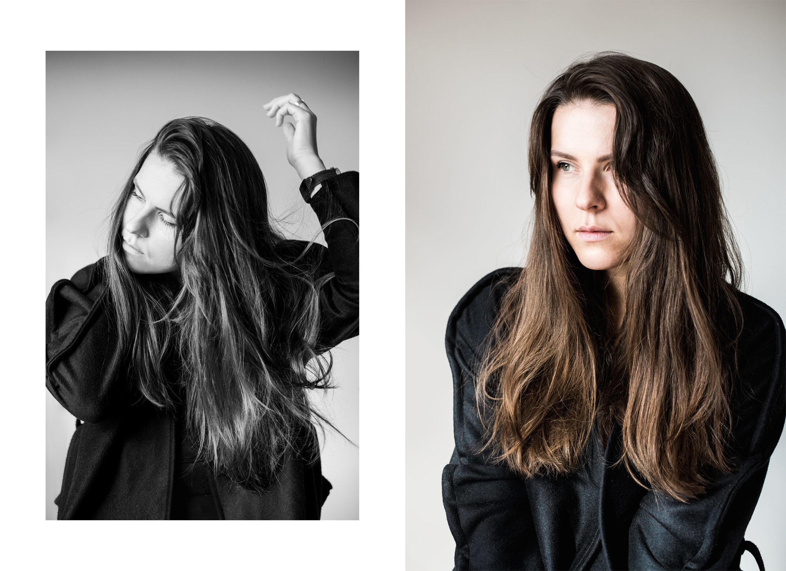 ieva studio portrait photography