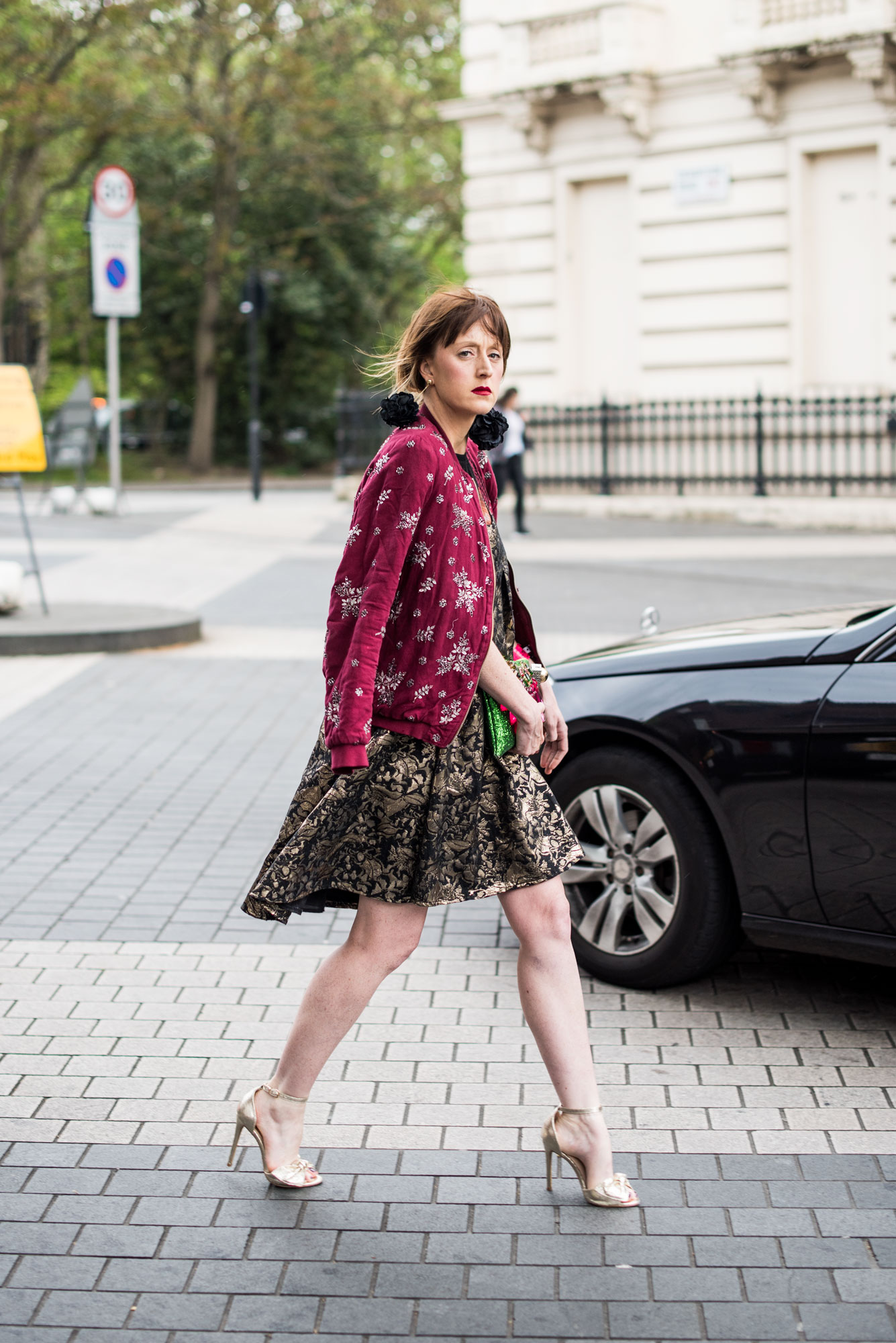 Street Style at Vogue Festival 2016