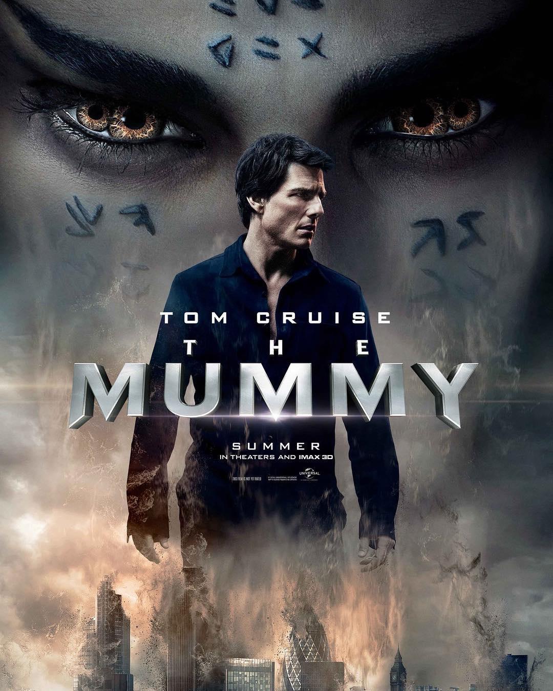 The Mummy (2019) - director - alex kurtzmanconcept department - MPCArt director Ravi Bansal