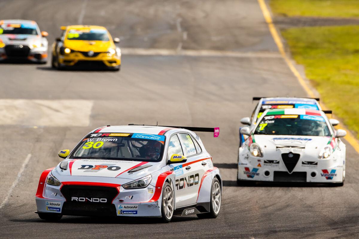 pic supplied via Speedcafe/ TCR Australia