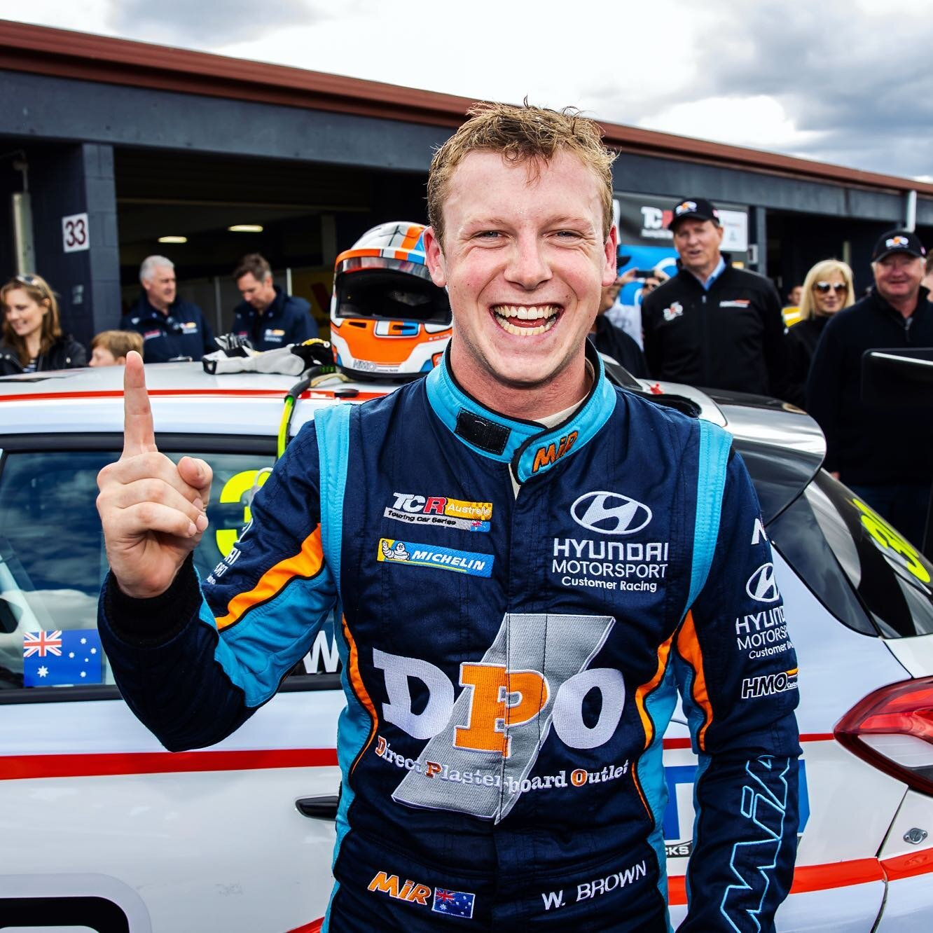 * 2019 TCR Australia champion - * V8 Supercar driver for the Bathurst 1000 Race winning team - Erebus* Winner of The Peter Brock Medal - awarded by CAMS to a driver who personifies the sport. The previous year's winner?...Mark Webber.* Bathurst 12 HR Endurance race Class winning driver - twice.* Australian Formula 4 Champion* Australian Toyota 86 Champion