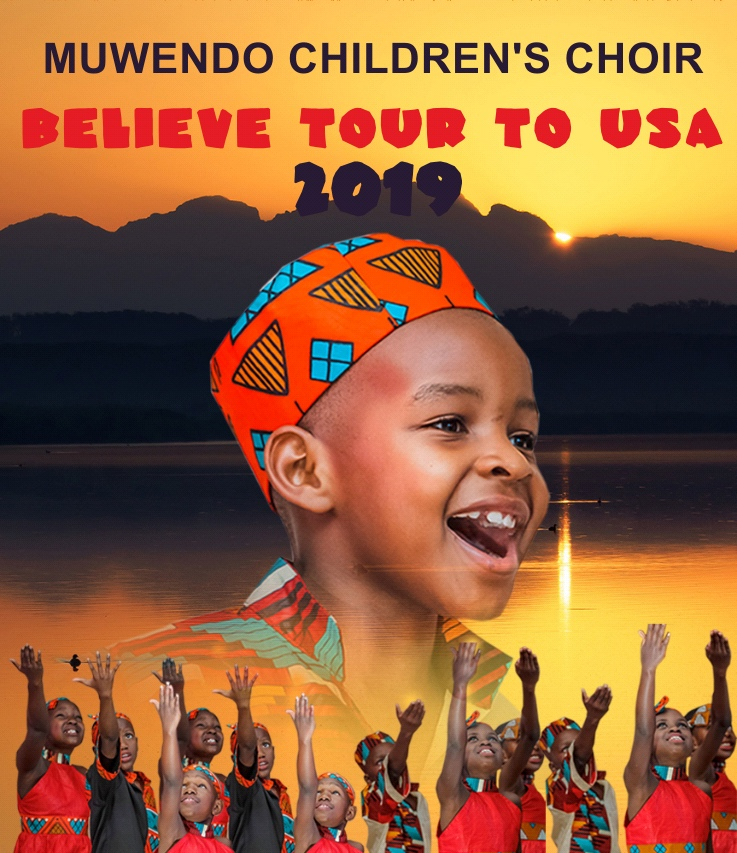 Muwendo Children's Choir - We are excited to be hosting the Muwendo Children's Choir from Uganda in 2019! If you are interested in booking the choir at your church or venue this summer or fall, please follow the link below:www.muwendochildrenschoir.org