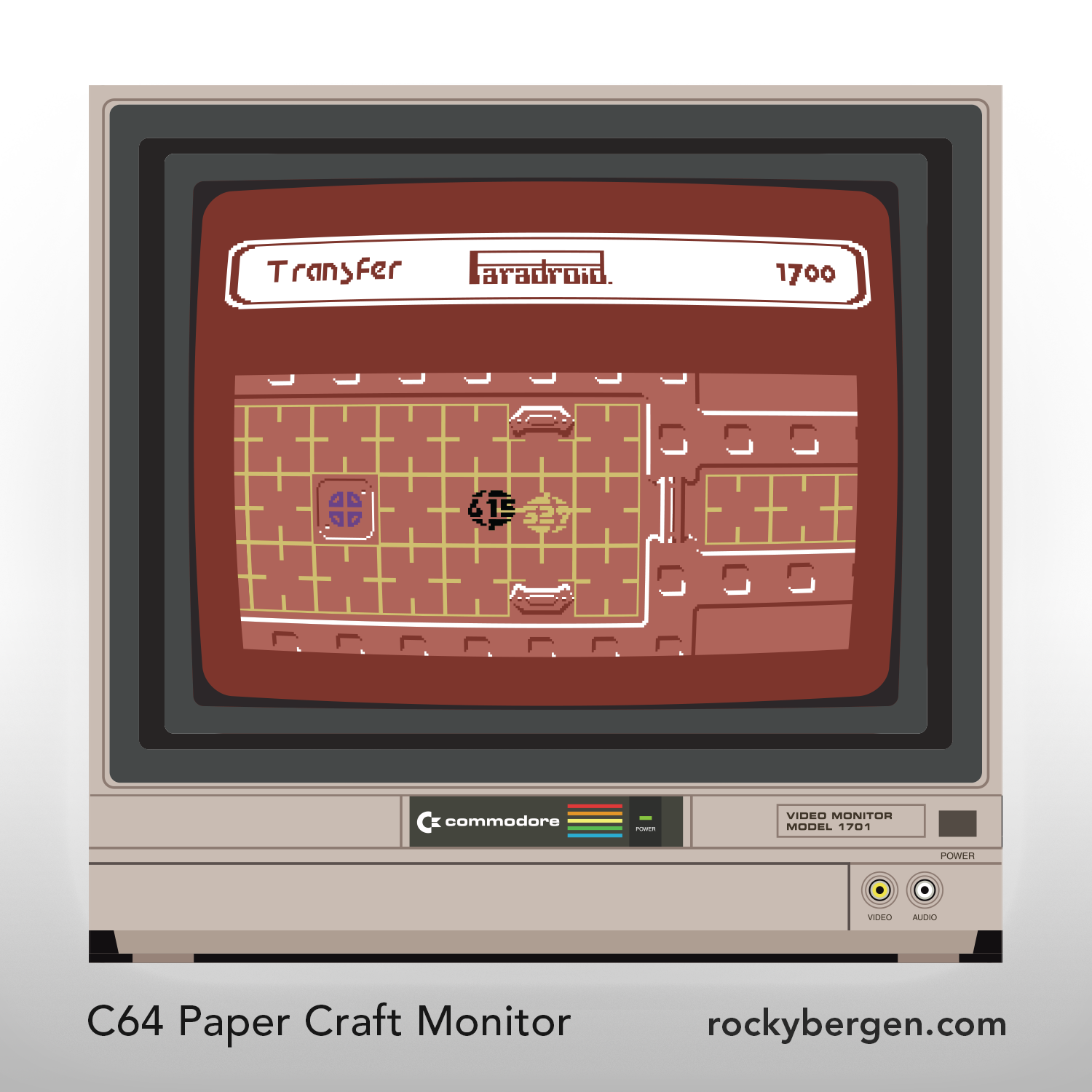 C64_Mini_Monitor_Papercraft-Para.png