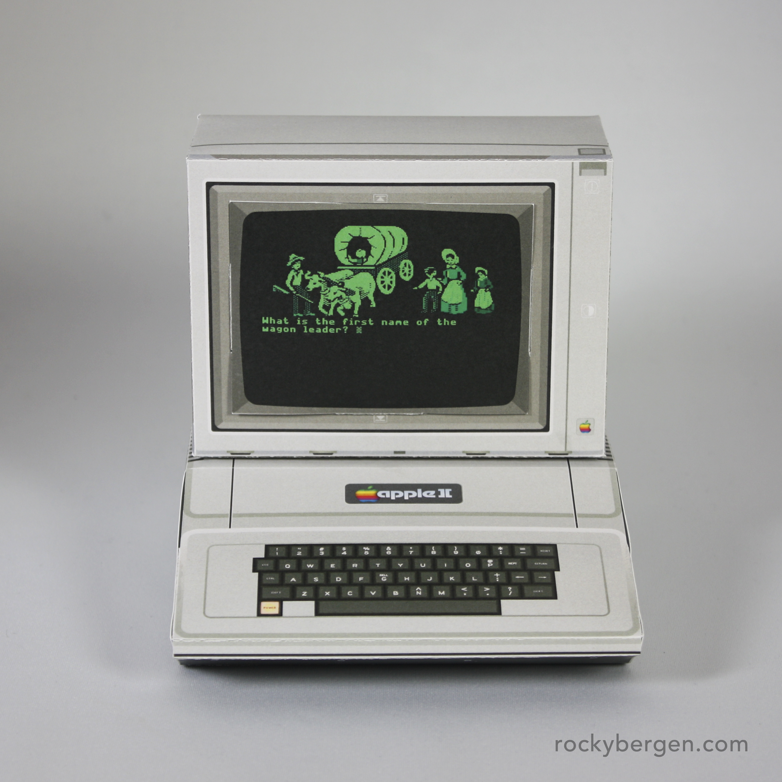 Oregon Trail was my first exposure to the Apple II on our classroom computer back in the 80s.
